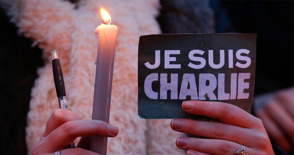 Paris-Protes a ya charlie_
