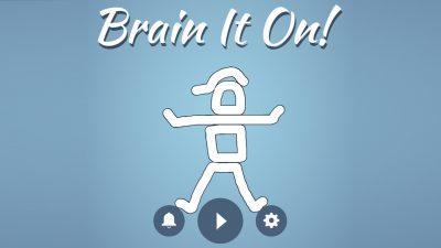 Brain It On-logo