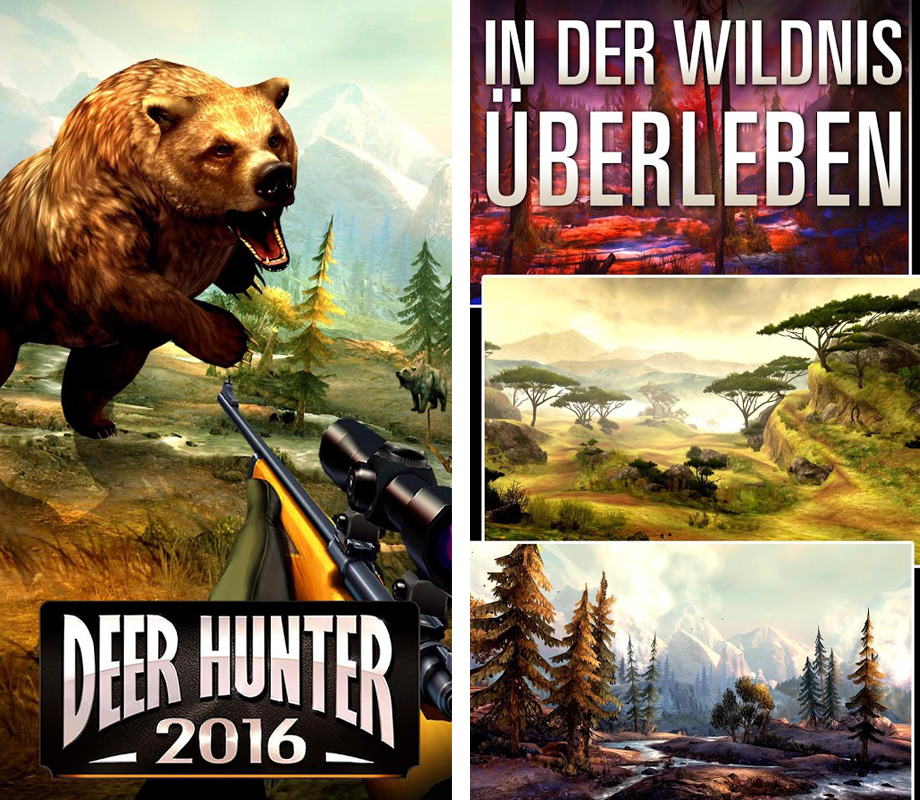 Deer Hunter 2016_