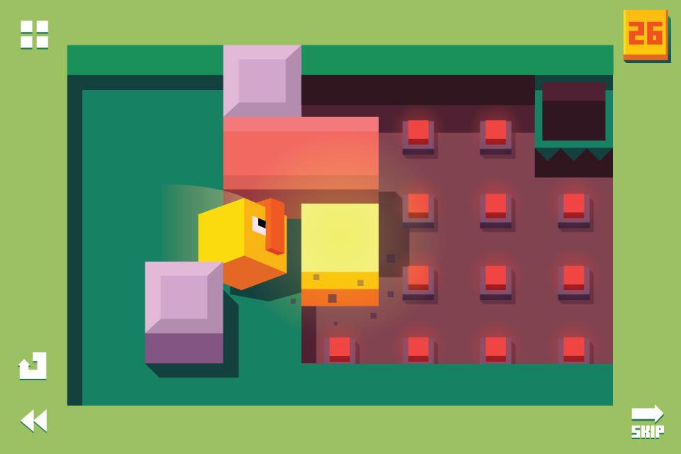 Duck Roll-игра