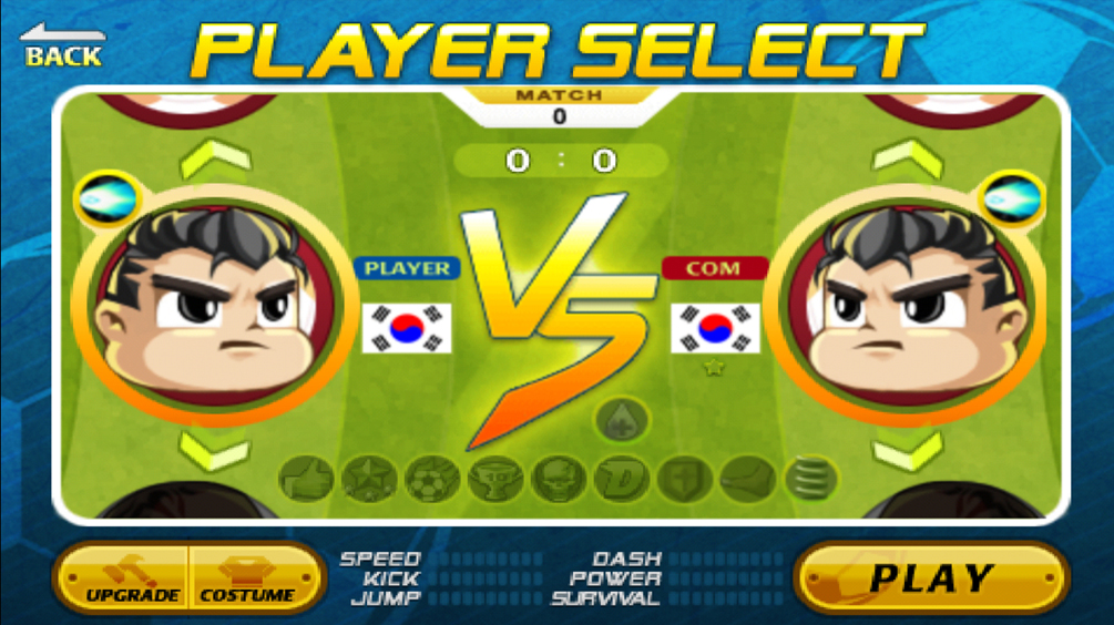 Head Soccer-windows-phone