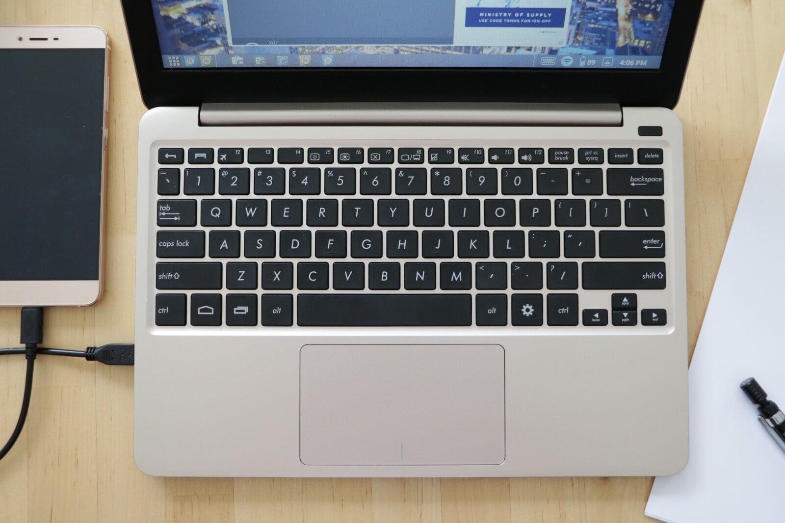 The Superbook - смартфон-андроид и полноценный ноутбук в одном