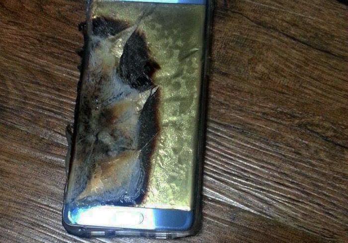 Samsung прекратил поставки и продажу Galaxy Note 7