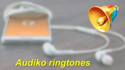 audiko-ringtones-logo