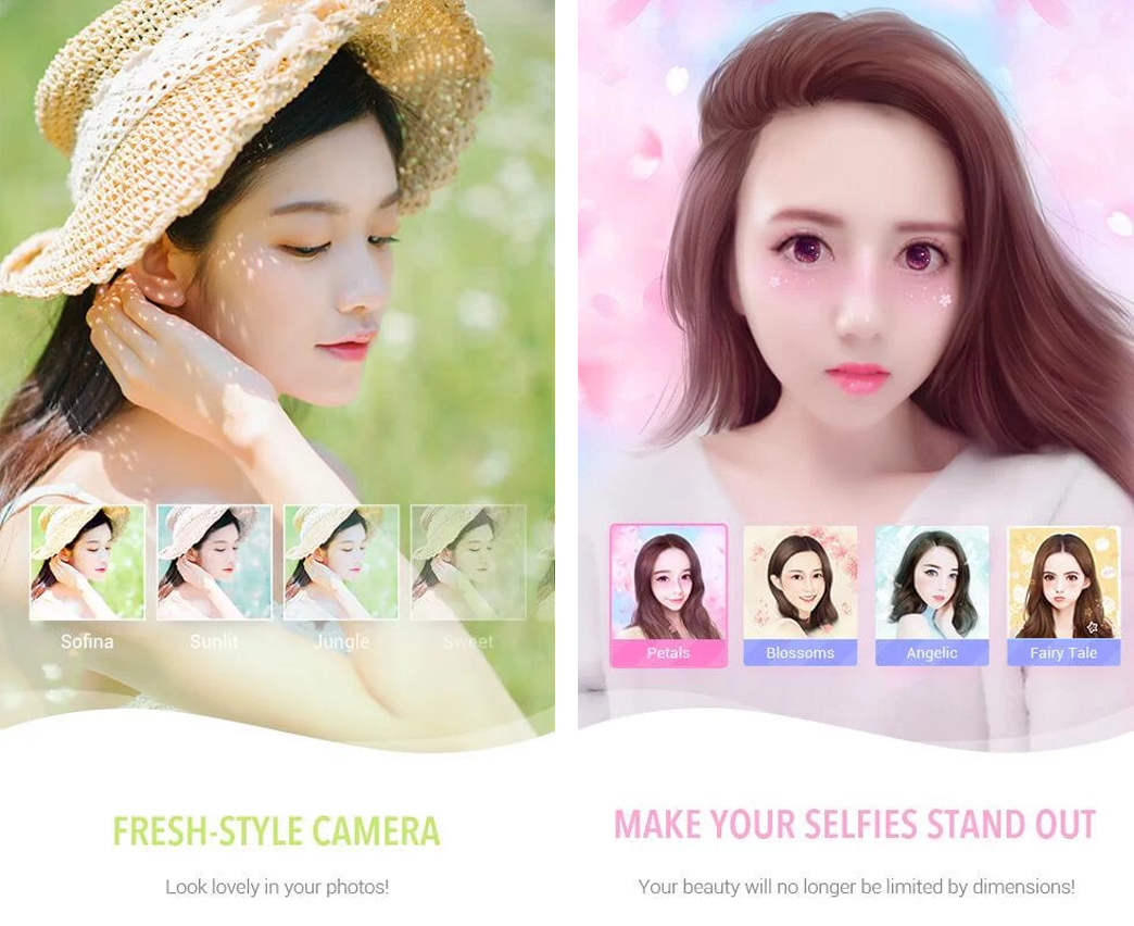 Корейские редакторы фотографий