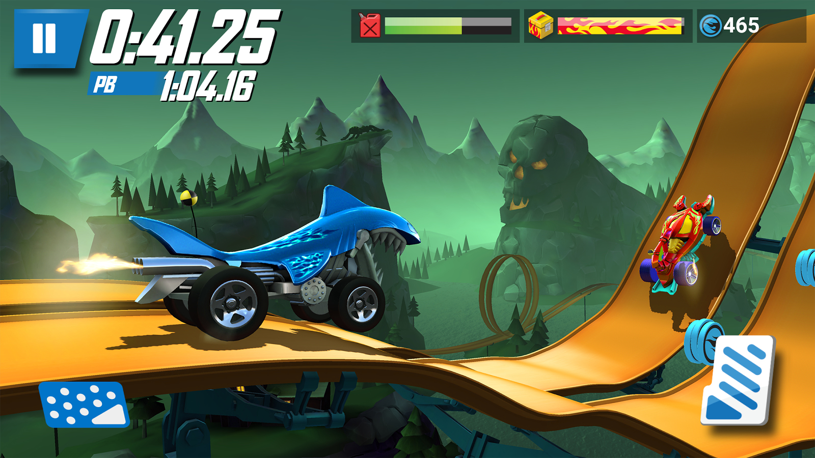 Игра Hot Wheels Race Off-android-ios