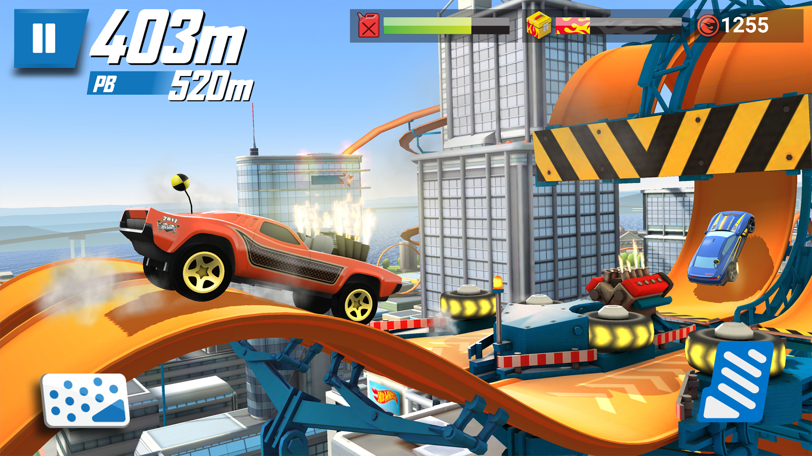 Игра Hot Wheels Race Off-ios